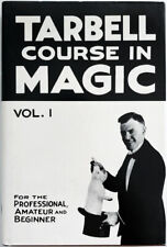 Tarbell Course in Magic - Vol. 1 (Lessons 1-19)  Hard Cover Book