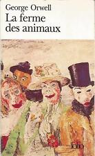 GEORGE ORWELL LA FERME DES ANIMAUX