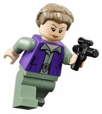 LEGO STAR WARS FORCE AWAKENS MINFIGURE GENERAL LEIA BLASTER CARRIE FISHER 75140