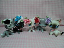 Littlest Pet Shop Handmade LPS 10 PC Accessories(Pets NOT Included) Great Gift