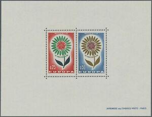 SMT, 1964, Europa-CEPT special miniature sheet, MNH, YVERT CV € 1850, RRRRR
