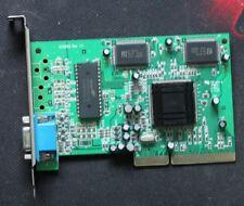 AGP Videocard - SIS 6326 - 8MB - TESTED