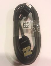 Samsung Galaxy Note 3 S5 OEM USB 3.0 Data Sync Charger Cable Black ET-DQ11Y1BE