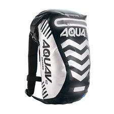 Aqua V 12 Mochila Negro - 12 Litros Moto Impermeable ruksack OL951