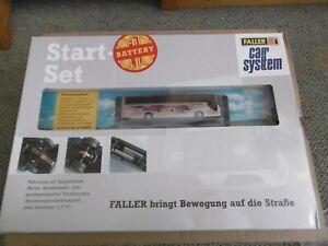 Faller 161402  H0  CAR - SYSTEM  MAN Bus (Startset)  NEU und OVP