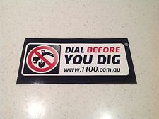 DIGGING STICKER KUBOTA DYNAPAC CONSTRUCTION DRILLING MACHINERY HYDRAULICS