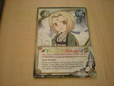 Carte Naruto The Fifth Hokage rare !!!