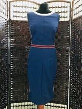 Original Dolce&Gabbana Kleid Gr.38 Blau Sehr Schick/Chic ♥ NEUWERTIG!!!