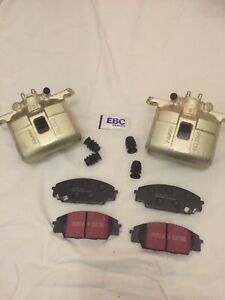 HONDA CIVIC TYPE R (EP3/FN2)/S2000 Front Remanufactured Calipers &Brand New Pads