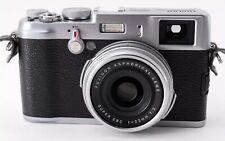 Fujifilm finepix X100 X 100 compact digital camera *silver bundled with extras