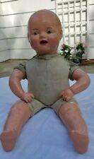 "Vintage 1920s Horsman ""Baby Dimples"" Doll"