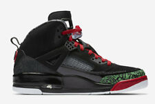 315371-026 Men's Air Jordan Spiz'ike OG Black/Varsity Red-Classic Green
