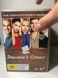 DVD - Dawson's Creek - Fourth Season / Series 4 Four - FREE POST #P2