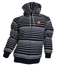 Gestreifte Herren-Kapuzenpullover & -Sweats aus Fleece