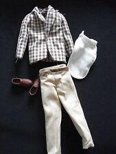 Vintage Barbie Ken MOD HAIR Doll Original Outfit Complete Near Mint Condition
