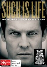 Such Is Life - The Troubled Times Of Ben Cousins (DVD, 2010)