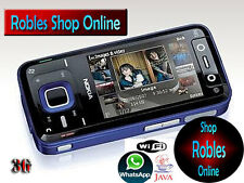 Nokia n81 Cobalt Blu (Senza SIM-lock) WLAN UMTS (3g) Quadband radio mp3 rarittät