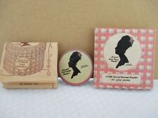 Vintage ARMAND Cold Cream Face Powder Tin In Package with Ad Full