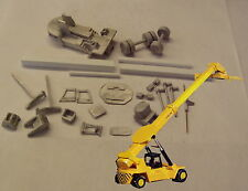 P&D Marsh N gauge N Scale M1 Boom-handler / Reach-Stacker kit requires painting