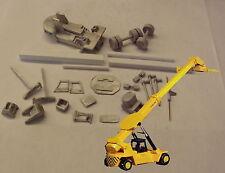 P&D Marsh N gauge N Scale M1 Boom-handler / Reach-Stacker kit requires painting