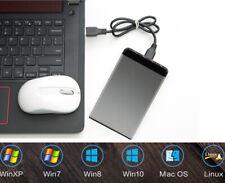 1TB USB Ultra Slim Portable External hard drive HDD for Laptop/MAC/Xbox