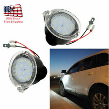Super Bright White 18-LED Side View Under Mirror Lights for Ford F-150 2007-2014