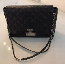 Marc Jacobs Baroque XL Leather Shoulder Chain Bag