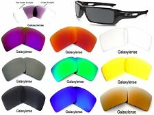 Galaxy Replacement Lenses For Oakley Eyepatch 1&2 10 Color Pairs Special Offer !
