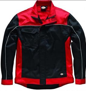 NEU Dickies Jacke Herren Industry260 Workwear Arbeitsjacke Bundjacke