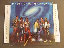 THE JACKSONS VICTORY LP W/ LYRIC SLEEVE MICHAEL JACKSON 5 QE 38946