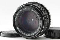 【Mint】Pentax SMC Pentax-M 50mm f/1.4 Standard MF Lens For K Mount From Japan