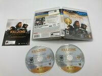 Sony PlayStation 3 PS3 CIB Complete Tested Killzone Trilogy Ships Fast