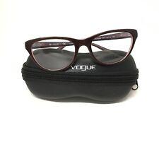 474f8006c4 New 100% Authentic VOGUE Eyeglasses Frames VO 2938B 1941 Purple/ Pink 52-18