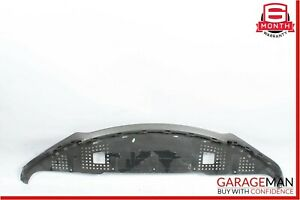 12-16 Porsche Cayman 981 Front Bumper Lower Spoiler Cover Diffuser Valance Panel