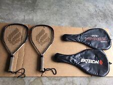 Ektelon Racquetball Racquet Xpre Ii Graphite Rts Rare Excellent 2 Total Racquets