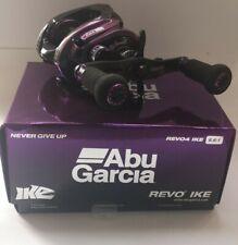 Abu Garcia Revo Revo4 IKE Right Baitcasting Fishing Reel Free USA Shipping