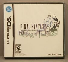 Final Fantasy: Crystal Chronicles Echoes of Time (Nintendo DS 2009) Sealed *NEW*