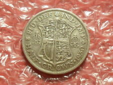 1930 George V half-crown - scarce.