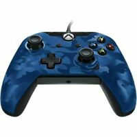 PDP Stealth Series Wired Controller for Xbox One (048-082-CM02) - Revenant Blue™