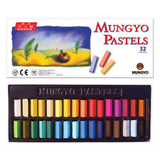 MUNGYO Pastel Soft Drawing Vivid Art Set 32 Colors Set Square Chalk MPS-32