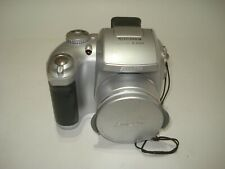 FUJIFILM S3500 FINEPIX DIGITAL CAMERA SILVER 4.0MP FOR PARTS ONLY FREE POSTAGE