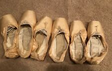 Used / Dead Grishko Pointe Shoes with Vamp Stitching For Art Purposes