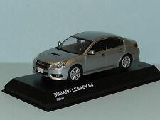 Kyosho 1/43 Subaru Legacy B4 Silver MiB