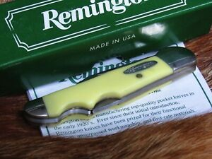 REMINGTON USA RY5 FOLDING KNIFE RARE NICE