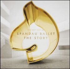 SPANDAU BALLET - THE STORY : VERY BEST OF CD ~ TRUE~GOLD +++ GREATEST HITS *NEW*