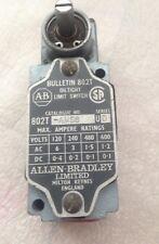 ALLEN BRADLEY BULLETIN 802T-AMS6 SERIES D OILTIGHT LIMIT SWITCH