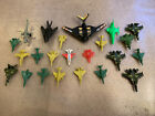 plastic+toy+soldier+jets+22+aircraft+1+Helicopter+Green+Tan+1%2F100+1%2F144+1%2F72