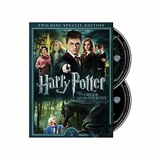 Harry Potter and the Order of the Phoenix (2-Disc Special Edition DVD) NEW