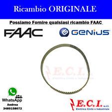 7412035 FAAC ORIGINALE CINGHIA D.T2,5/265-6 POL.A+P. MOTORE 820 860