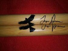 Foo Fighters Concert Tour Signature Drum Sticks Drumsticks